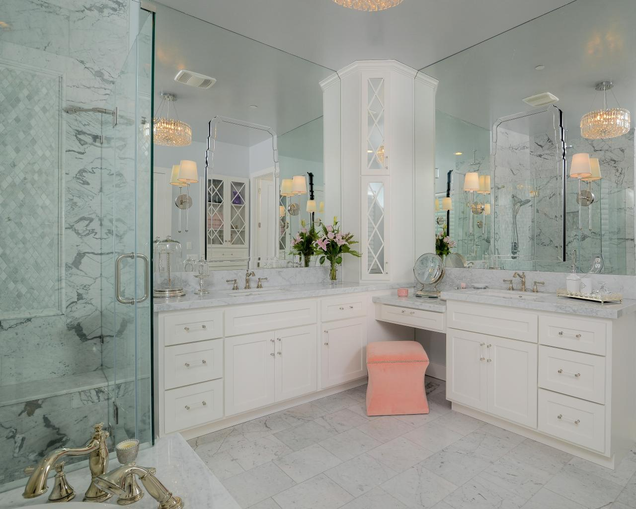 Options for bathroom floors white spa bathroom with integrated washbasin FKNEUTM