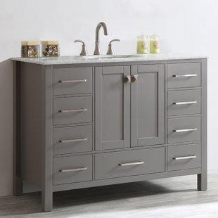 Bathroom furniture Newtown 48 YUYVKWF