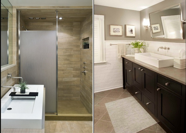 Bathroom Makeover from 38 Bathroom Makeovers Unique Ideas Small Bathroom Makeover XYVCUWI