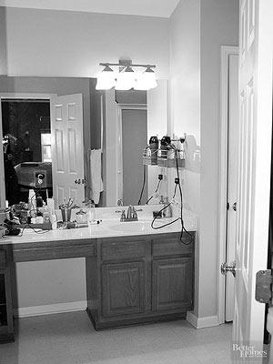 Bathroom Makeover a nice bathroom makeover for $ 200 KJAACIU