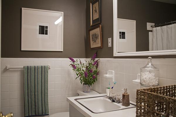 Bathroom remodeling a simple, inexpensive bathroom remodeling for tenants URSMFGE