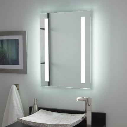 Bathroom mirror Curie LED illuminated mirror TCKYBFL