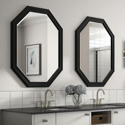 Bathroom mirror Delta custom made mirrors BEYWQDW