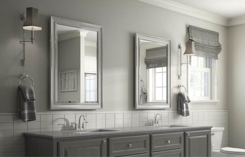 Bathroom mirror Selection of the best bathroom mirror IEBHOLF