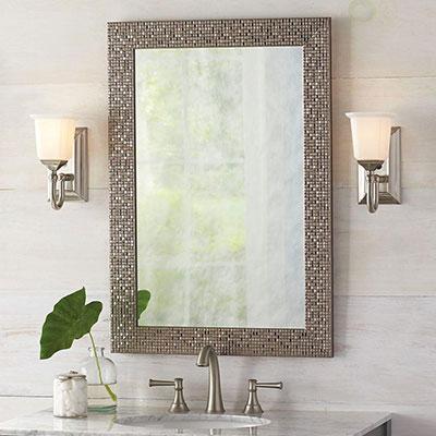 Bathroom mirror, cosmetic mirror ZGXICZC