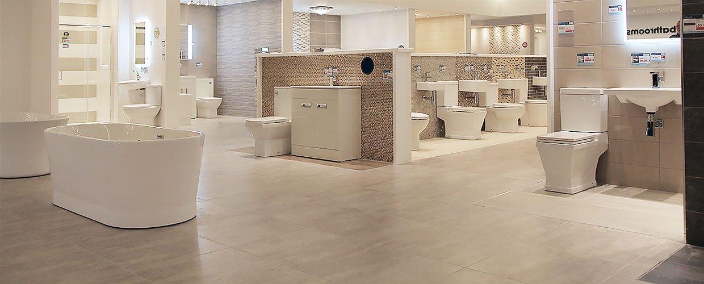 Bathroom showrooms the largest bathroom by uku0027 tile showrooms by & RITLPADLP