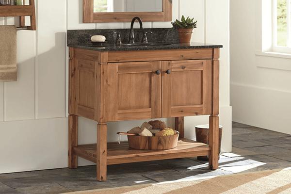 Sink Cabinets Rustic Bathroom Vanities XXVGMZF