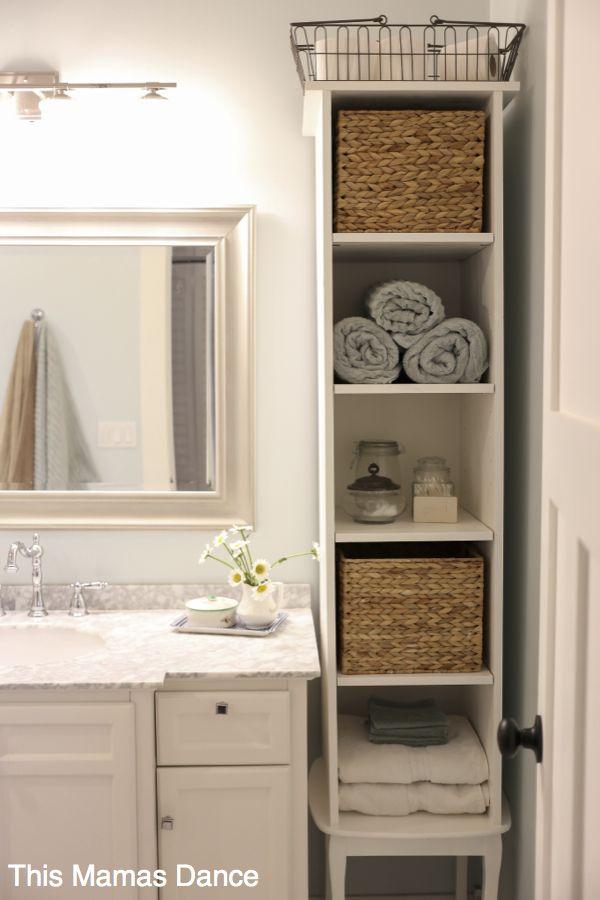 Bathroom storage bathroom linen closets: #linen (linen storage ideas) linen closet, linen closet, GAJMJOT