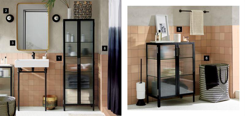 Bathroom storage in your dream bathroom, a claw foot bathtub would rest under a large LDYTVBRTV