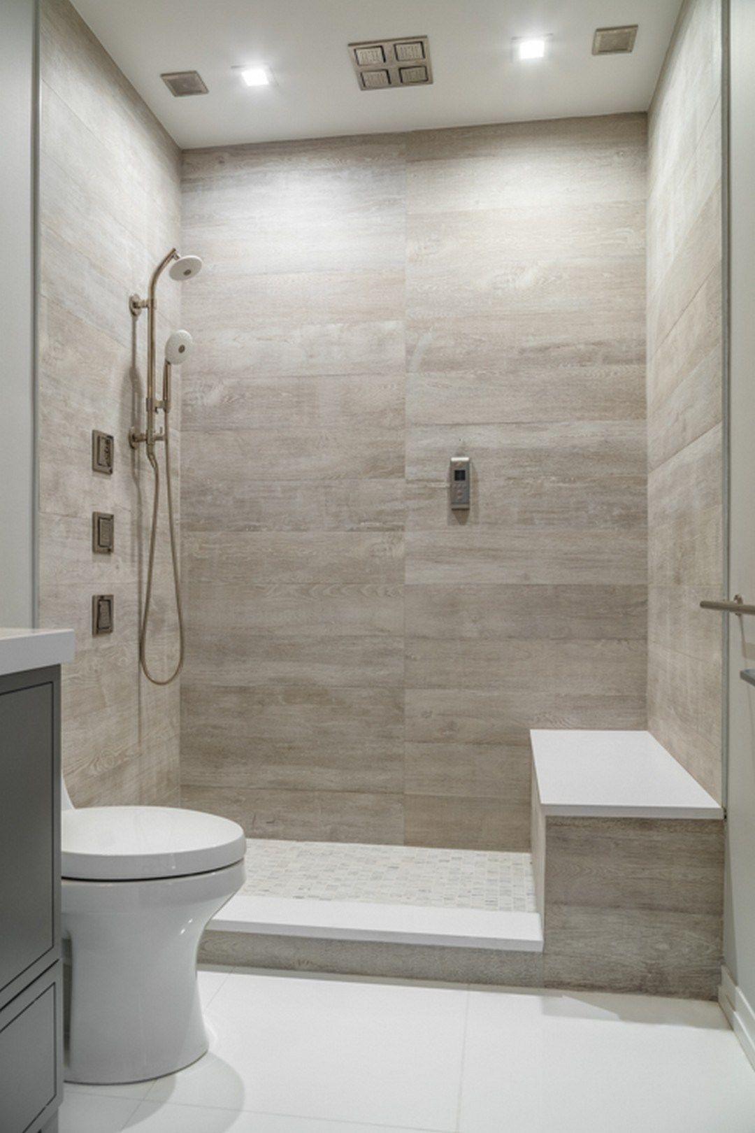 Bathroom tile designs 99 new trends Bathroom tile design inspiration 2017 (31) YKULCTP
