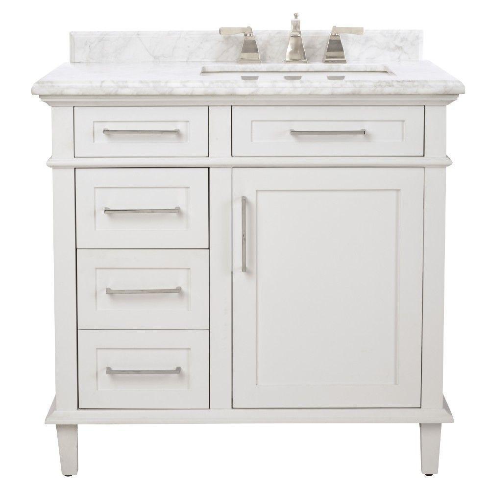 Bathroom Vanities Home Decorators Collection Sonoma 36