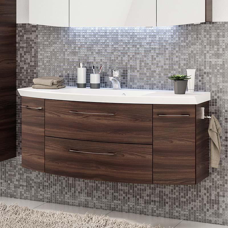 Bathroom vanity units Cassca bathroom vanity unit 2 drawers 2 doors - 175429 ... UZRIOKM