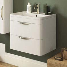 Vanity units for bathrooms wall-mounted vanity units HNJKVSP