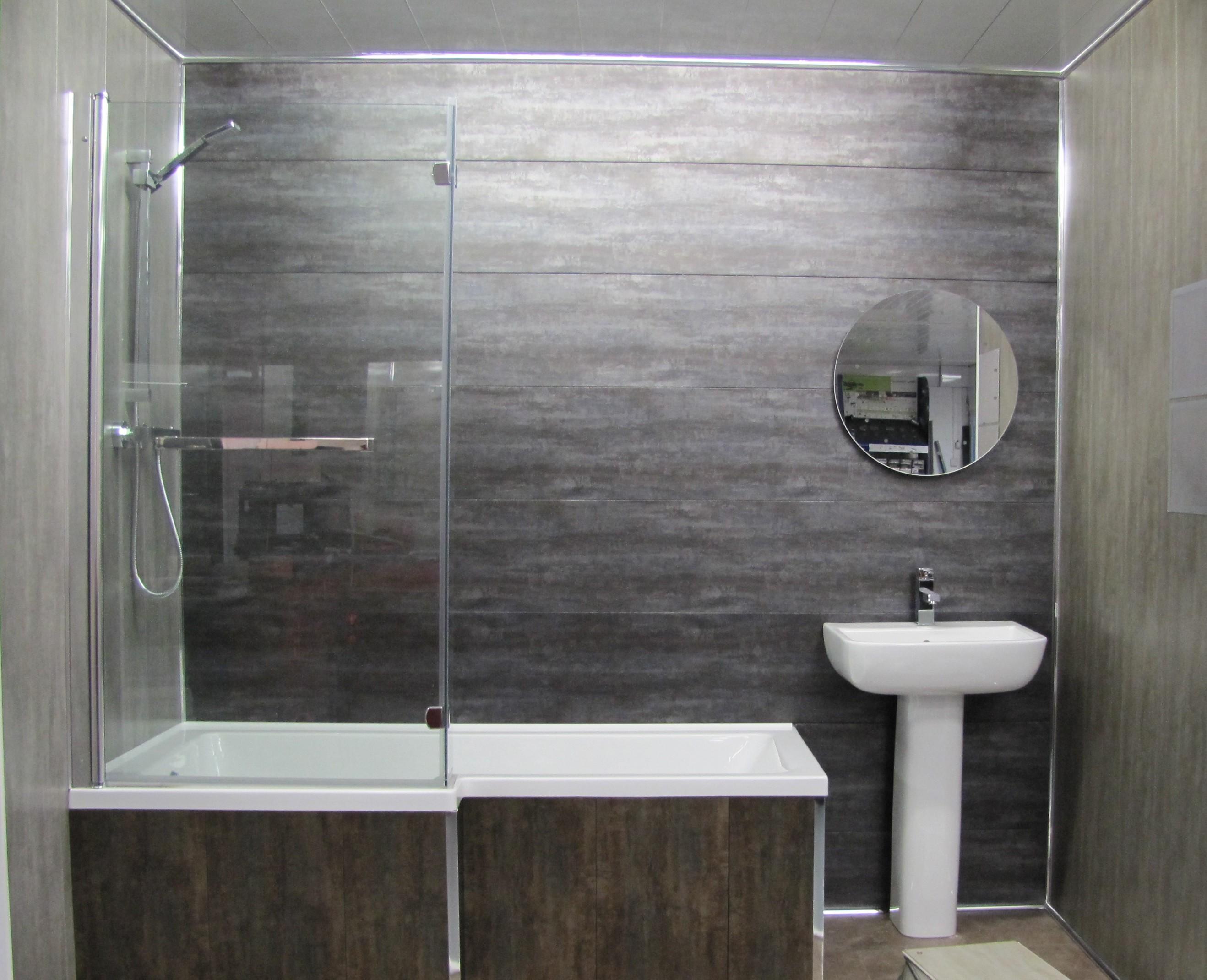 Bathroom wall panels Chromit WMNEEXY
