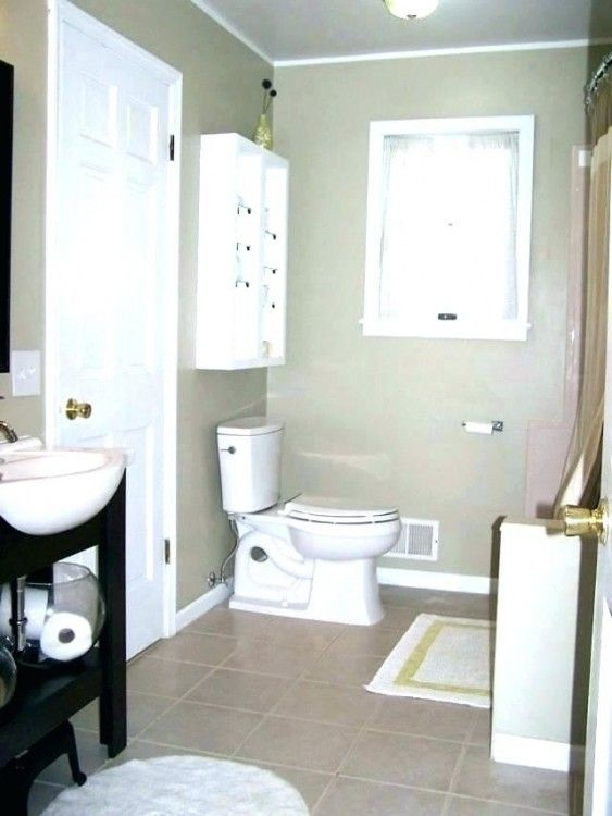 Small bathroom paint ideas for bathroom paints without a window.