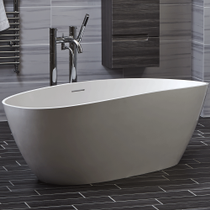 bayou freestanding bathtub Image 1 TIXNCPB