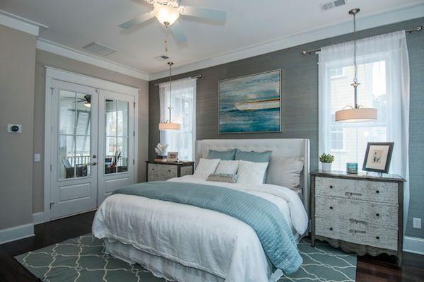 Winter Warm Up - Cozy Beach Bedroom Ideas!  |  Coast Master.