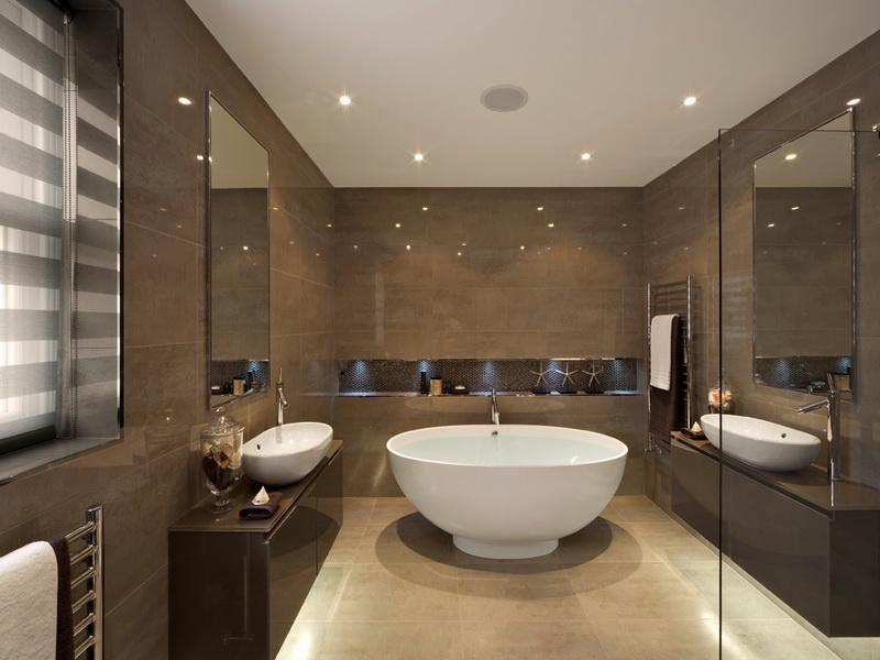 decorating beautiful bathrooms: lovable beautiful bathroom ideas 15 small bathroom design lighting 47989 beautiful OFNLZDW