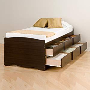 Bed with bed box, bed box, bed box with bed box, 6 drawers, bedroom GGLBXTT