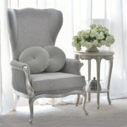 Bedroom chairs design wing armchairs (11) XFOEELU
