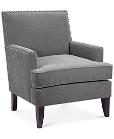 Bedroom chairs Kendall fabric accent chair, fast ship LTZHMJX