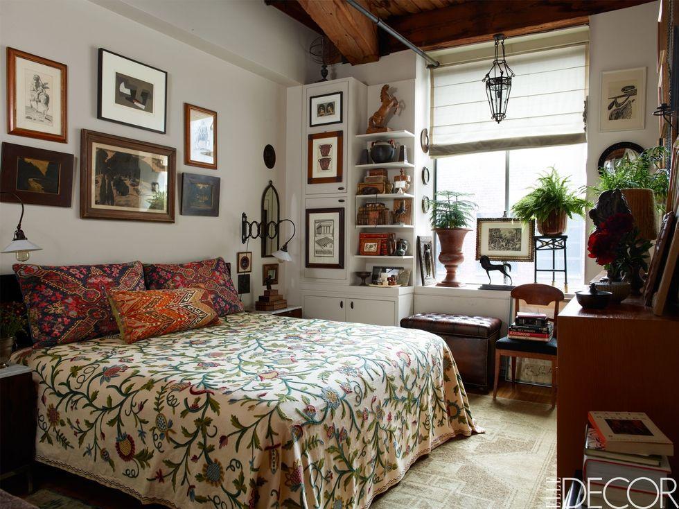 Bedroom Decor Ideas 43 Small Bedroom Design Ideas - Small Bedroom Decorating Tips RUKGZUQ