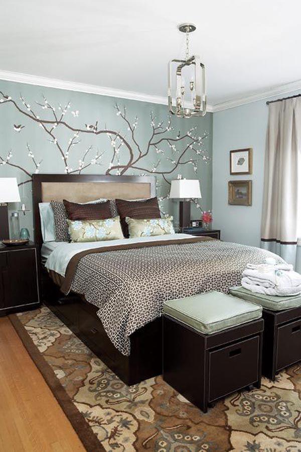 Bedroom-decor-ideas-bedroom-decor-ideas-blue-and-brown VSUGEZG