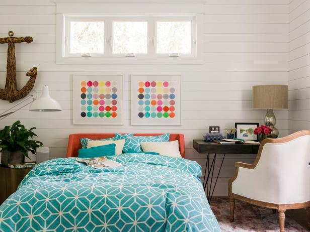 Bedroom decor ideas terrace suite bedroom pictures of Hgtv dream house 2017 20 photos GPIFXSM