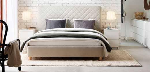 Bedroom furniture goes to bed frames GUAFGAT