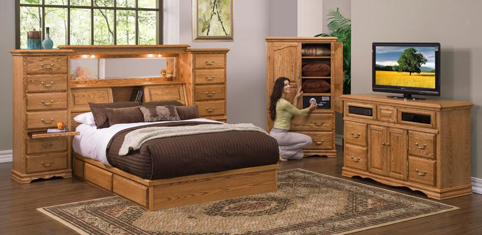 Bedroom furniture Pier center wall bed KVDFTHX