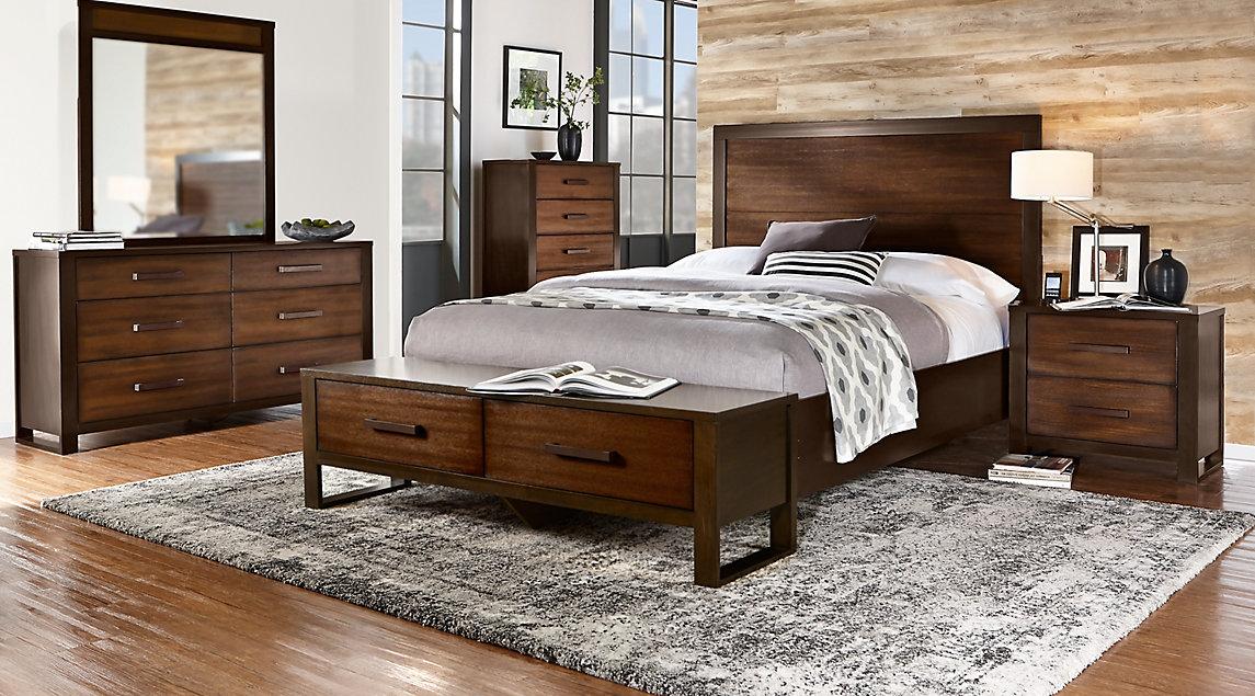 Bedroom Furniture Sets Affordable Queen Bedroom Sets For Sale: 5 & 6 Piece Suites UCGBLUZ