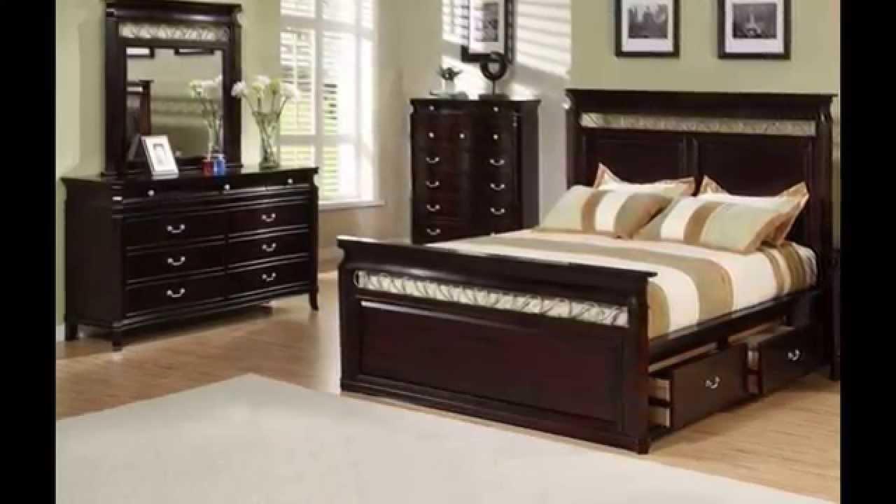 Bedroom furniture sets    cheap bedroom furniture sets - youtube ZZRXVUP