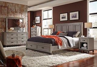 Bedroom Furniture Sets King Bedroom Sets PWHRVWL