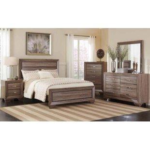 Bedroom furniture sets Larabee Panel configurable bedroom set AHUBUTQ