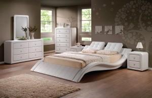 Bedroom furniture sets modern upholstered pedestal bedroom furniture set 152    xiorex ASXPJOF
