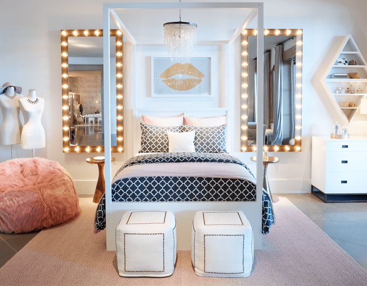 Bedroom Ideas for Teenage Girls 20 of the Trending Teen Bedroom Ideas    pinterest    Bedroom, MXPOUOK