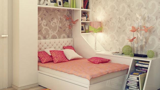Bedroom Ideas for Teenage Girls 20 Stylish Bedroom Ideas for Teenage Girls    Lovers of home design SKAAHOW