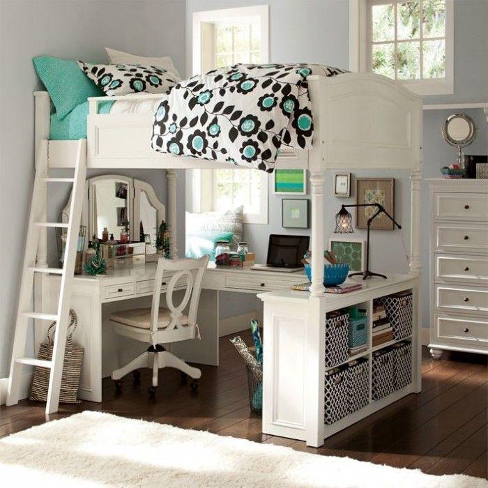 Bedroom Ideas for Teenage Girls 20 Stylish Bedroom Ideas for Teenage Girls JQBZGUR