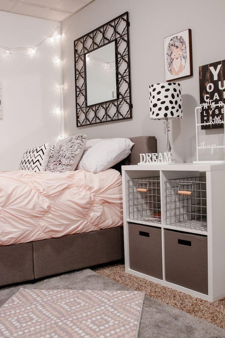 Bedroom ideas for teenage girls Bedroom ideas and decorations for teenage girls RETJLFW