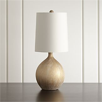 Bedroom lamps Vera champagne table lamp YOZXRYP