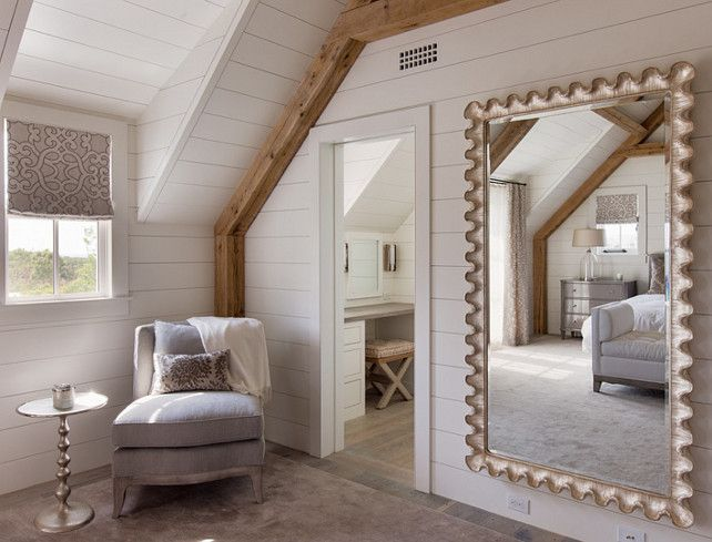 Nantucket Shingle Cottage with Modern Coastal Interiors - Home.