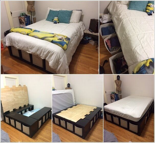 Bedroom Storage Ideas 15 Clever Storage Ideas For A Small Bedroom XITTVJQ
