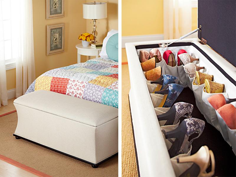 Bedroom storage ideas + enlarge XQAOAHR
