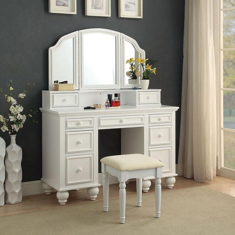 Bedroom washbasin athy washbasin with stool (white) BTMFXXI