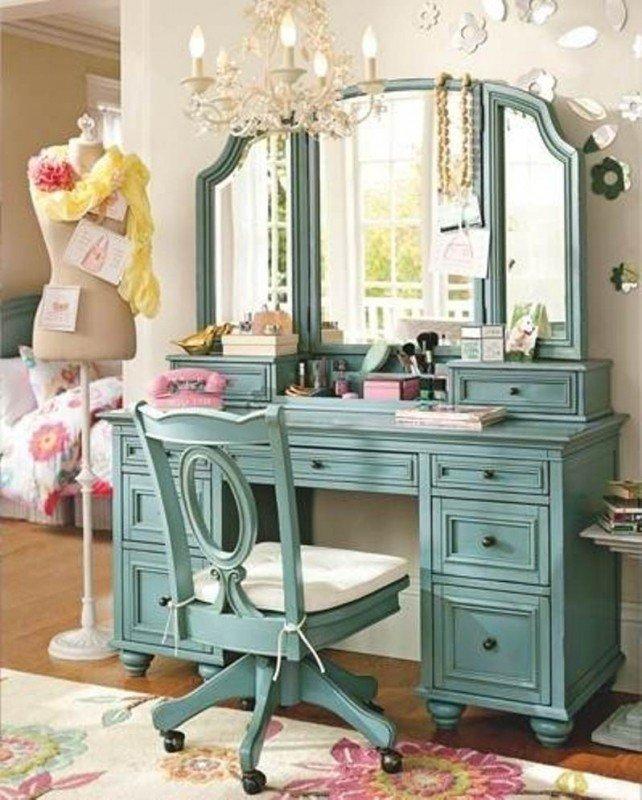 Bedroom vanity unit Bedroom vanity unit with mirror PCYLGAY