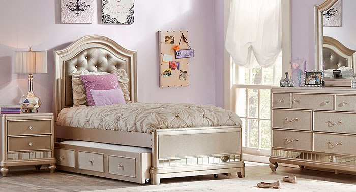 Bedroom for girls girls with two single beds QQVELFD