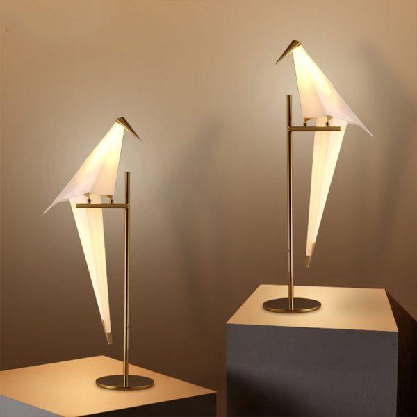 Buy bedside lamps · Bird-shaped table lamps: ... ZTAKXSI