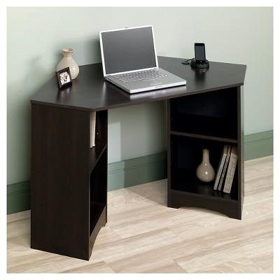 Beginnings corner desk - cinnamon cherry - Sauder: target HPQCOKN