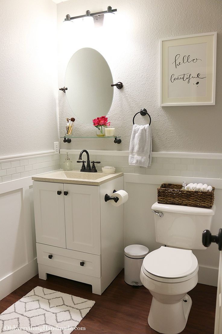 The best 25+ ideas for small bathroom embellishments on a budget OSQJFFT