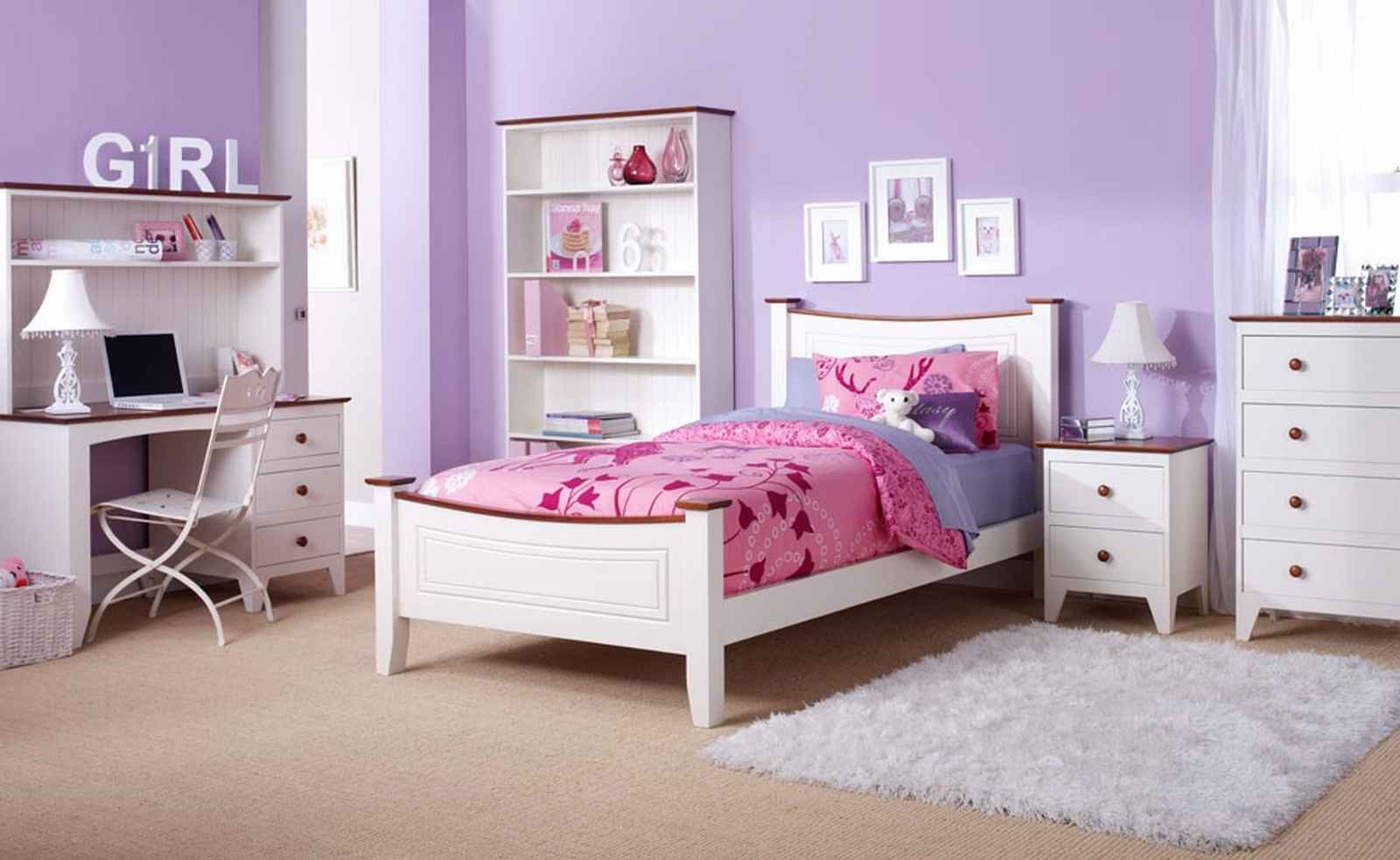 The best bedroom sets for girls Image by: pretty bedroom sets for girls upryajn SVKIPTG